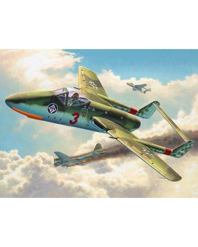 Сглобяем модел на военен самолет Revell - Focke Wulf TL-Jäger Flitzer (04191) - 2