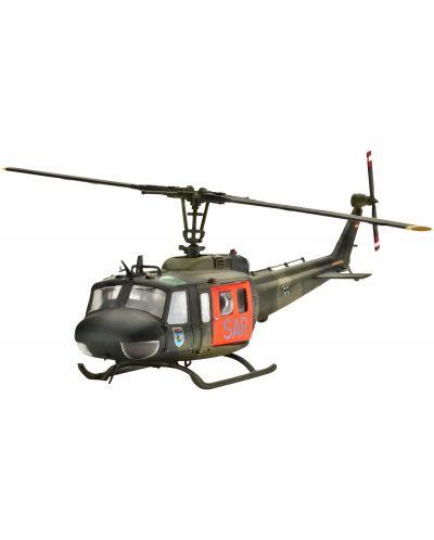 Сглобяем модел на хеликоптер Revell - Bell UH-1D SAR (04444) - 1