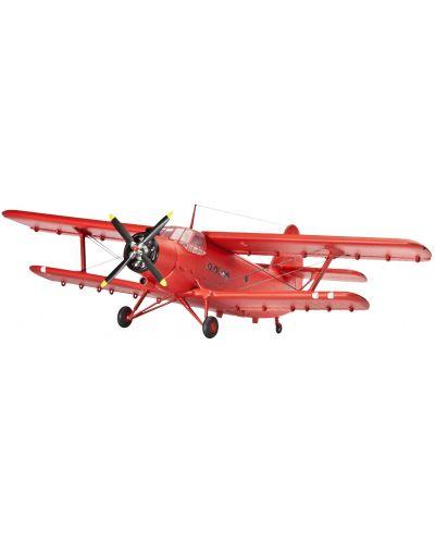 Сглобяем модел на самолет Revell Antonov - An-2 Colt (04667) - 1