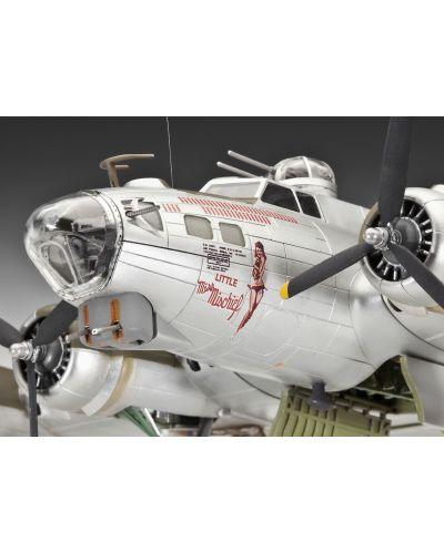 Сглобяем модел на военен самолет Revell - B-17G Flying Fortress (04283) - 7