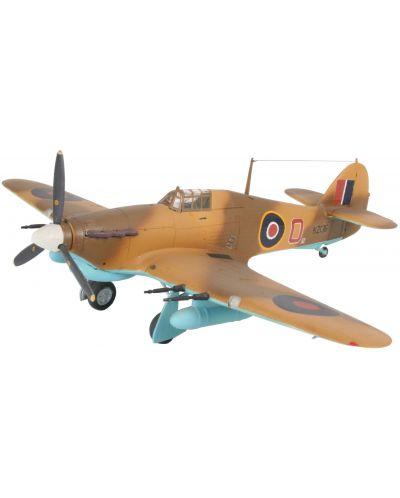 Сглобяем модел на военен самолет Revell - Hawker Hurricane Mk IIC (04144) - 1