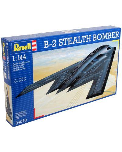 Сглобяем модел на военен самолет Revel - Northrop B-2 Bomber (04070) - 1