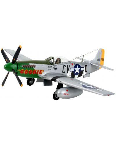 Сглобяем модел на военен самолет Revell - P-51D Mustang (04148) - 1