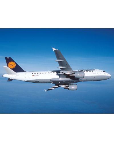 Сглобяем модел на самолет Revell - Airbus A320 Lufthansa (04267) - 2
