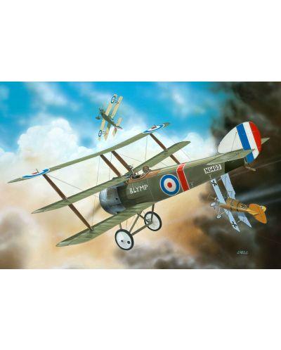 Сглобяем модел на военен самолет Revell - Sopwith Triplane (04187) - 2