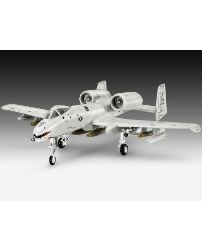 Сглобяем модел на военен самолет Revell - A-10 Thunderbolt II (04054) - 2