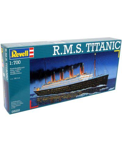 Сглобяем модел на пътнически кораб Revell - R.M.S. TITANIC (05210) - 3