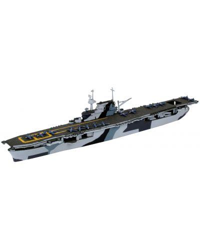 Сглобяем модел на военен кораб Revell - U.S.S. Enterprise (05801) - 1