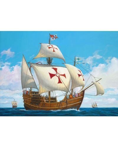 Сглобяем модел на кораб Revell - Columbus Ship SANTA MARIA (05405) - 2