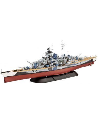 Сглобяем модел на военен кораб Revell - Battleship TIRPITZ (05099) - 1