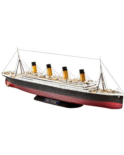 Сглобяем модел на пътнически кораб Revell - R.M.S. TITANIC (05210) - 1