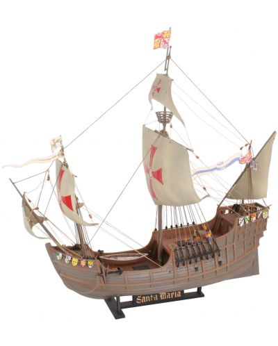 Сглобяем модел на кораб Revell - Columbus Ship SANTA MARIA (05405) - 1