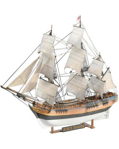 Сглобяем модел на ветроходен кораб Revell - H.M.S. Bounty (05404) - 1