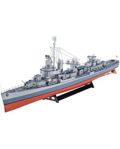 Сглобяем модел на военен кораб Revell - US Navy FLETCHER-CLASS Destroyer (05091) - 1