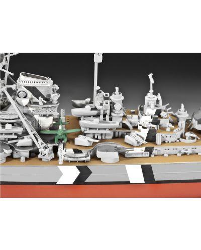 Сглобяем модел на военен кораб Revell - Battleship BISMARCK (05098) - 4