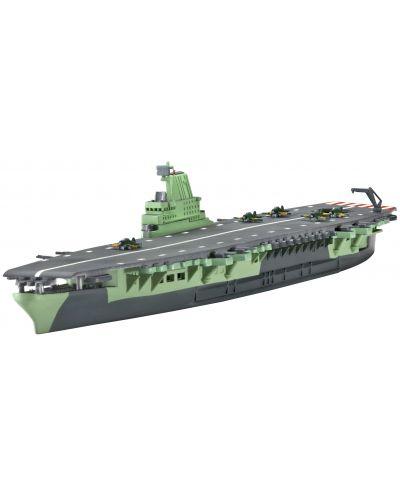 Сглобяем модел на кораб-самолетоносач Revell - Aircraft Carrier SHINANO (05816) - 1