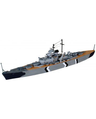 Сглобяем модел на военен кораб Revell - Bismarck (05802) - 1