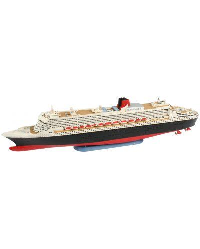 Сглобяем модел на пътнически кораб Revell - OceanLiner QUEEN MARY 2 (05808) - 1