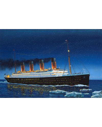 Сглобяем модел на пътнически кораб Revell - R.M.S. TITANIC (05210) - 2