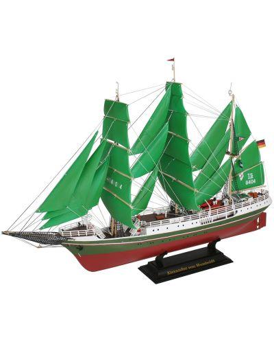 Сглобяем модел на кораб Revell - Sailing Barque Alexander von Humboldt (05400) - 1