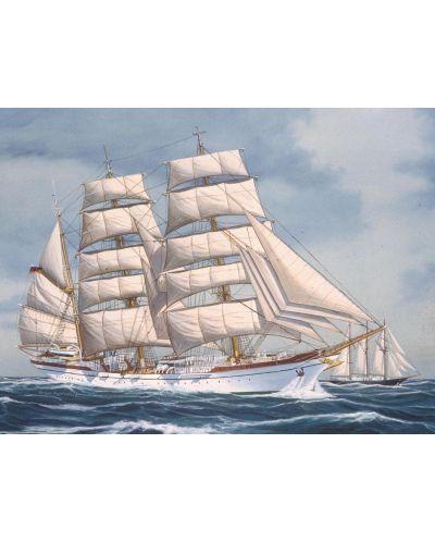 Сглобяем модел на кораб Revell - Gorch Fock (05412) - 2