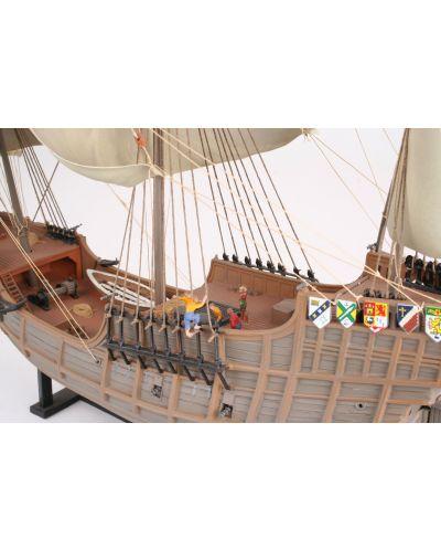Сглобяем модел на кораб Revell - Columbus Ship SANTA MARIA (05405) - 3