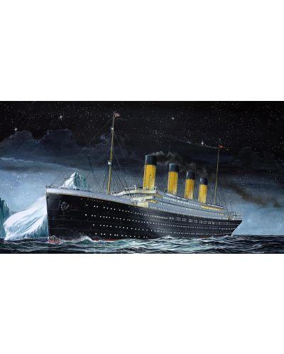 Сглобяем модел на пътнически кораб Revell - R.M.S. Titanic (05804) - 2