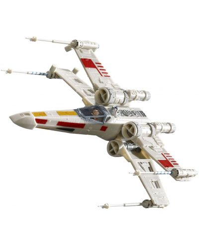 Сглобяем модел на космически кораб Revell Easykit Pocket STAR WARS -  X-Wing Fighter  (06723) - 1