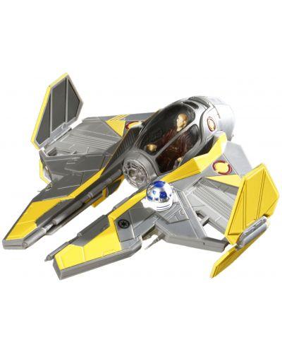 Сглобяем модел на космически кораб Revell Easykit Pocket STAR WARS - Anakin's Jedi Starfighter (06720) - 1