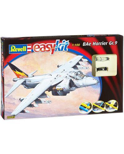 Сглобяем модел на изтребител Revell Easykit - BAE Harrier Gr.9 (06645) - 4