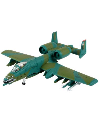 Сглобяем модел на военен самолет Revell Easykit - A-10 Thunderbolt (06633) - 1