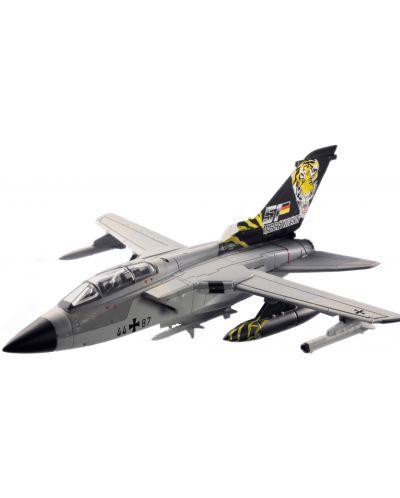 Сглобяем модел на военен самолет Revell Easykit - Tornado (06624) - 1
