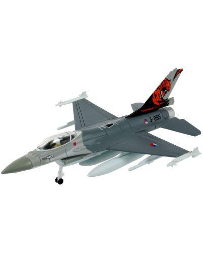 Сглобяем модел на изтребител Revell Easykit - F-16 Fighting Falcon (06644) - 1