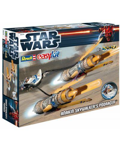 Сглобяем модел на космически кораб Revell Easykit STAR WARS - Anakin's Podracer (Episode 1) (06678) - 3