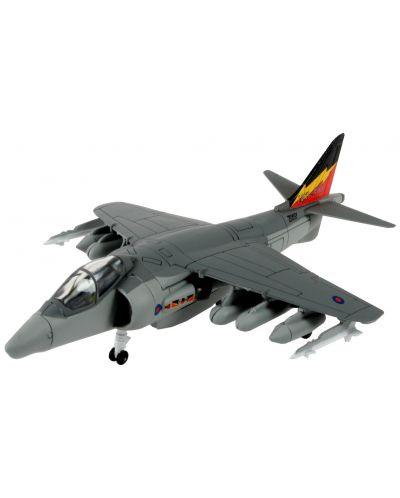 Сглобяем модел на изтребител Revell Easykit - BAE Harrier Gr.9 (06645) - 1