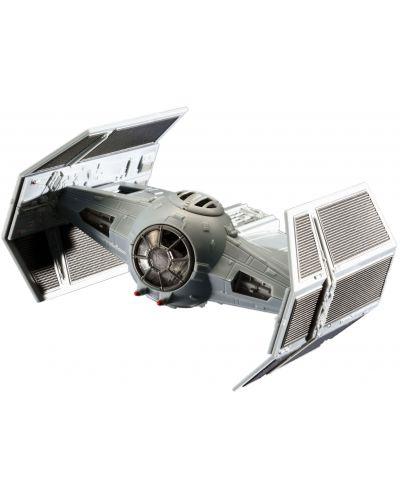 Сглобяем модел на космически кораб Revell Easykit Pocket STAR WARS - Darth Vader's TIE Fighter (06724) - 1