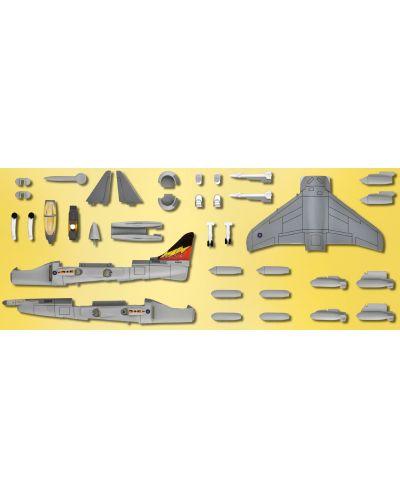 Сглобяем модел на изтребител Revell Easykit - BAE Harrier Gr.9 (06645) - 5