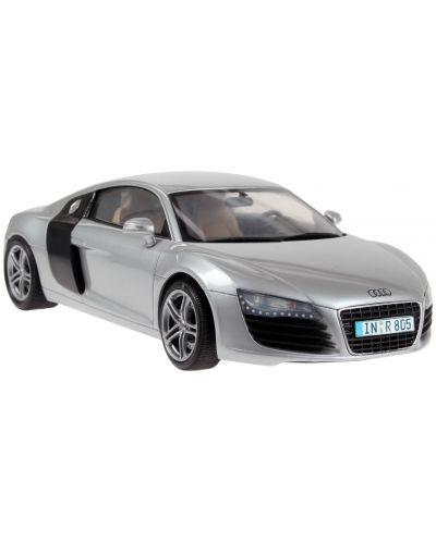 Сглобяем модел на автомобил Revell - Audi R8 (07398) - 1