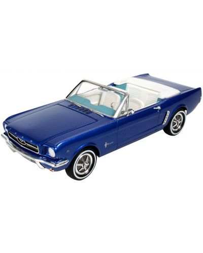 Сглобяем модел на автомобил Revell - 64 1/2 Mustang Convertible (07190) - 1