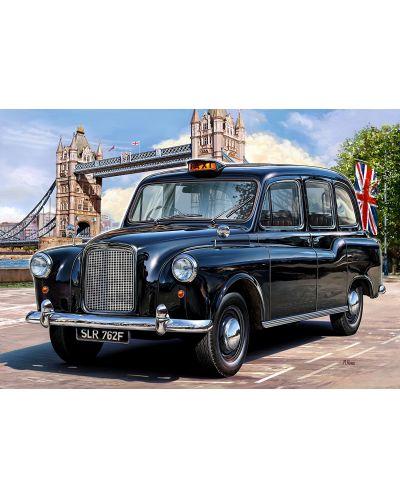 Сглобяем модел на автомобил Revell - London Taxi (07093) - 4