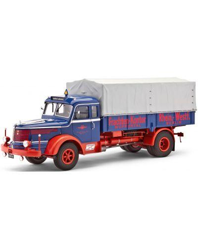 Сглобяем модел на камион Revell - Krupp Titan SWL 80 (07559) - 1