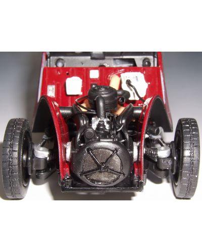 Сглобяем модел на автомобил Revell - Citroen 2CV CHARLESTON (07095) - 6