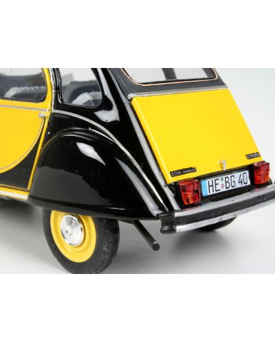 Сглобяем модел на автомобил Revell - Citroen 2CV CHARLESTON (07095) - 4