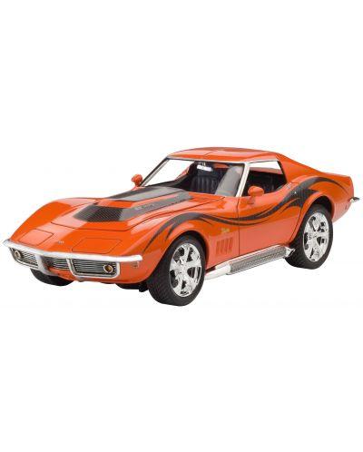 Сглобяем модел на автомобил Revell - '69 Corvette Coupé (07192) - 1