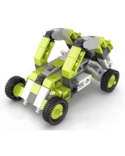 Конструктор Engino Inventor - 8 модела коли - 6
