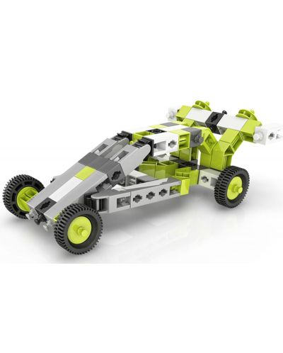 Конструктор Engino Inventor - 8 модела коли - 8