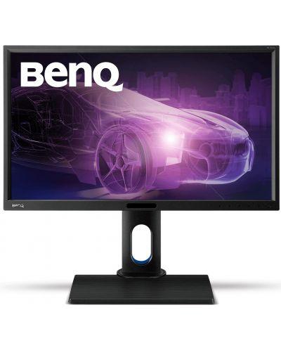 """Монитор BenQ - BL2420PT, 23.8"""", QHD, черен - 1"""