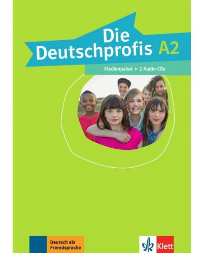 1 Die Deutschprofis A2 Medienpaket (2 audio CD) - 1