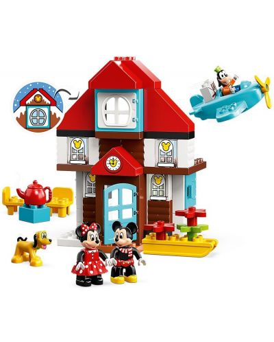 Конструктор Lego Duplo - Mickey's Vacation House (10889) - 2
