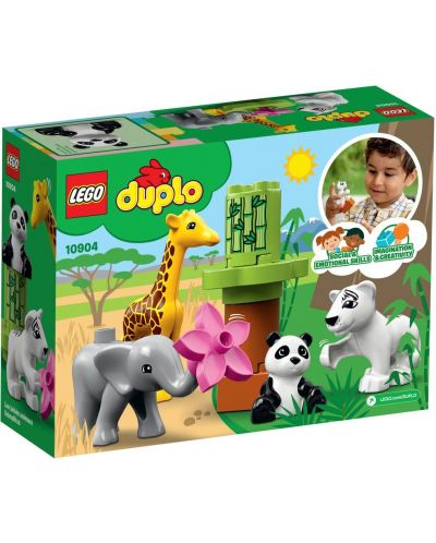Конструктор Lego Duplo - Baby Animals (10904) - 3